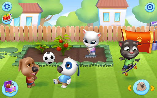 My Talking Tom Friends screenshot 17
