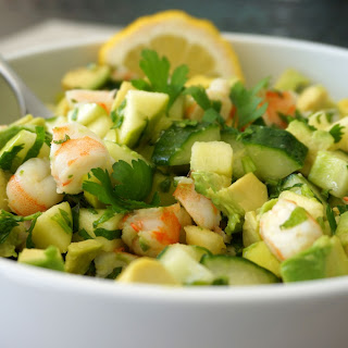 Shrimp Ceviche Salad Recipe