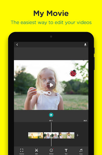 Video Editor for Youtube, Music - My Movie Maker 3.3.5 screenshots 10