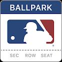 MLB Ballpark icon