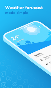 Overdrop - Weather & Widgets Mod