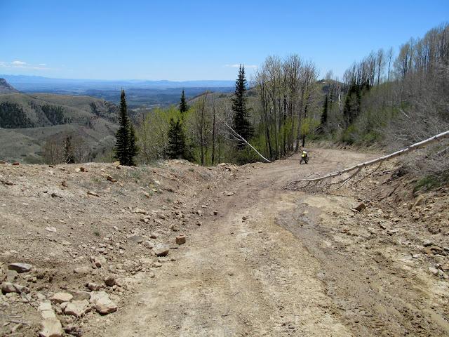 Road to Beaver Creek