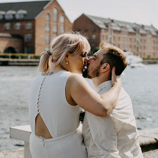 Hochzeitsfotograf Justyna Dura (justynadura). Foto vom 03.07.2019