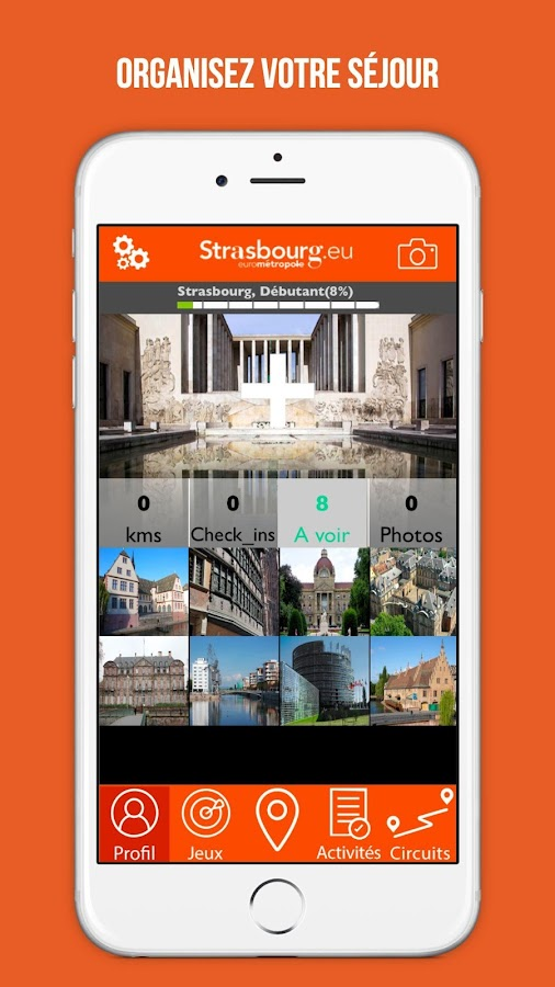 Guide Strasbourg Monument- screenshot