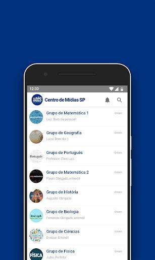 Centro de Mídias SP screenshot 4