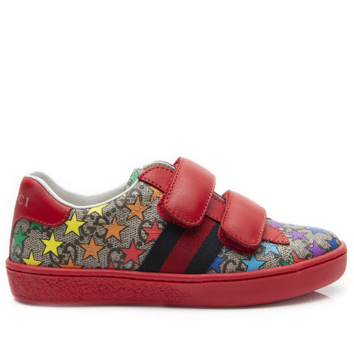 Primary image of Gucci Rainbow Star Trainer