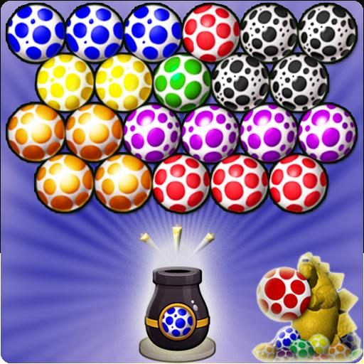 解谜のバブルシューター - 卵シュート LOGO-HotApp4Game