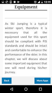 Ski Jumping Tutorial - náhled
