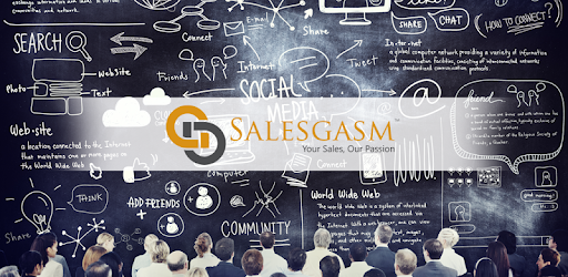 sales and marketing professional