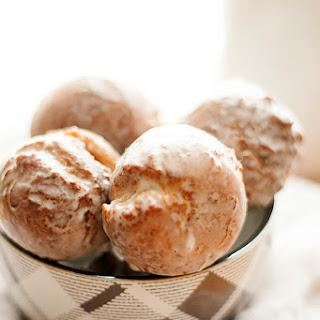 Glazed Doughnut Holes.