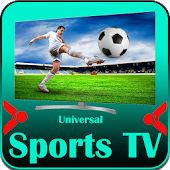 UNIVERSAL SPORTS TV HD Android APK Download Free By Aleko Saki