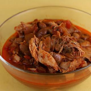 Chicken Enchilada Chili.