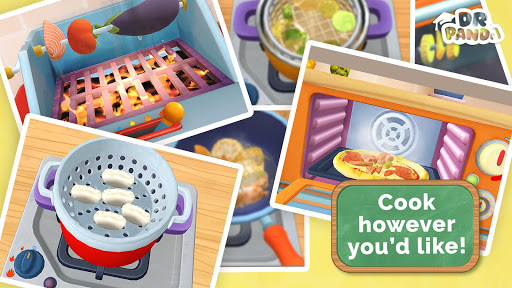 Dr. Panda Restaurant 3 1.6.4 screenshots 2