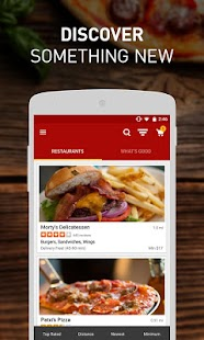 Eat24 Food Delivery & Takeout- screenshot thumbnail