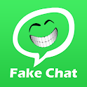 Fake Chat Maker - WhatsMock Prank chat icon