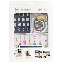Project Life Value Kit 96/Pkg - Bohemian