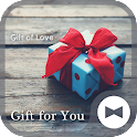 Gift for You +HOME Theme icon