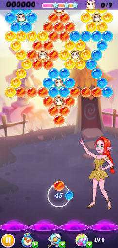 Bella Bubble Shooter 1.0.5 screenshots 2