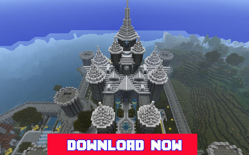 Castle Maps for Minecraft