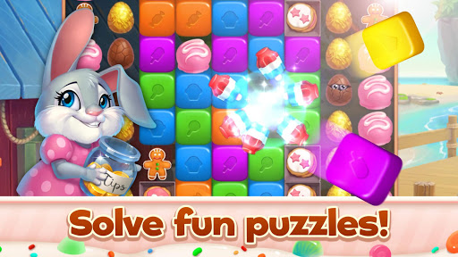 Sweet Escapes: Design a Bakery with Puzzle Games modavailable screenshots 11
