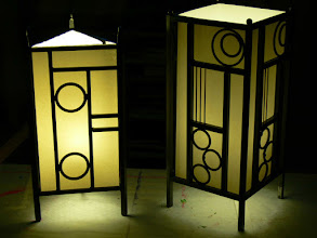 Photo: Table lamps