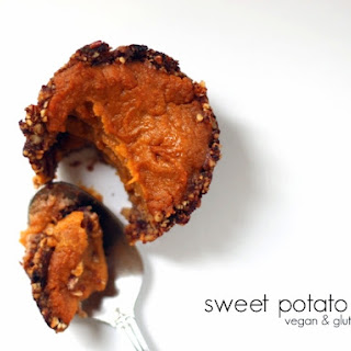 Vegan and Gluten Free Sweet Potato Pie