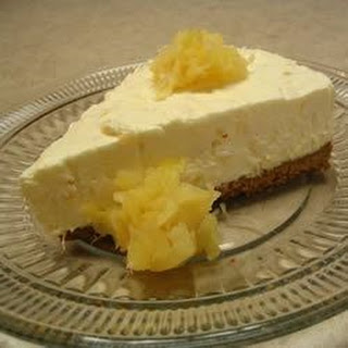No Bake Pineapple Cheesecake Recipes.