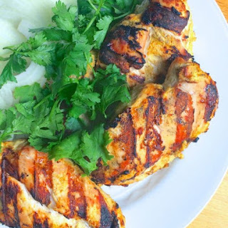Indian Spiced Grilled Chicken Recipe