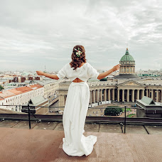 Wedding photographer Anna Grishenkova (nyutaG). Photo of 04.09.2018