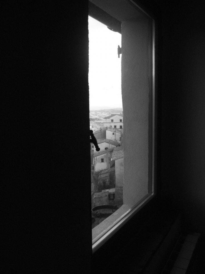 Dalla mia finestra di khalua