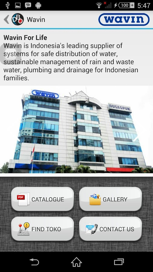 DBO Indonesia- screenshot