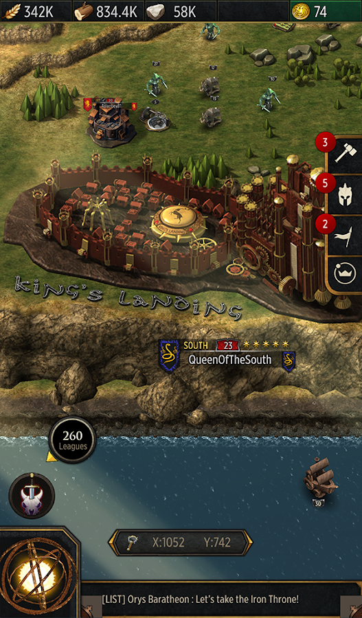 Game of Thrones: Conquest™- screenshot