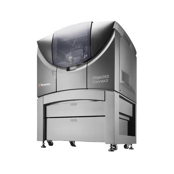 Лучший промышленный 3D-принтер: Objet260 Connex3