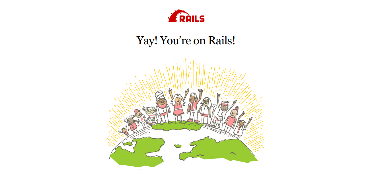 Rails is Up