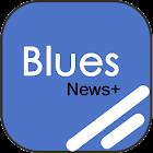 Blues News+ icon