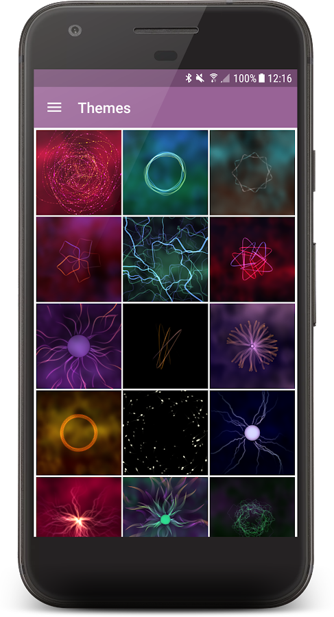 Spirly - Live Wallpaper- screenshot