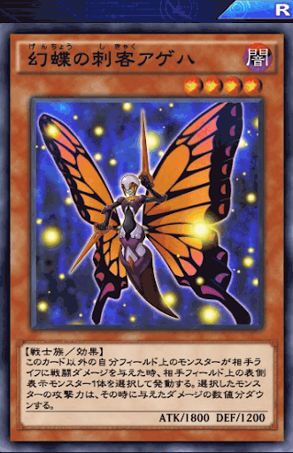 幻蝶の刺客