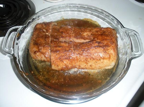 Island Pork Tenderloin Recipe
