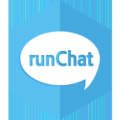 runChat -런챗 실시간 채팅, 런채팅 APK