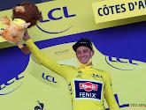 """Mathieu van der Poel is niet zeker dat hij na de tijdrit nog in het geel te zien zal zijn: """"Het wordt moeilijk, maar ga er alles aan doen om de trui te behouden"""""""
