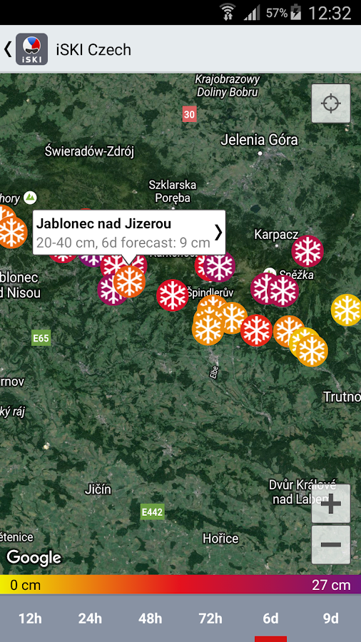 iSKI Czech- screenshot