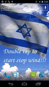 Israel Flag Live Wallpaper 4.2.4 [Mod + APK] Android 1
