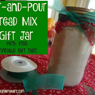 Stir-and-Pour Bread Mix ~ a Great $1.00 Gift Idea