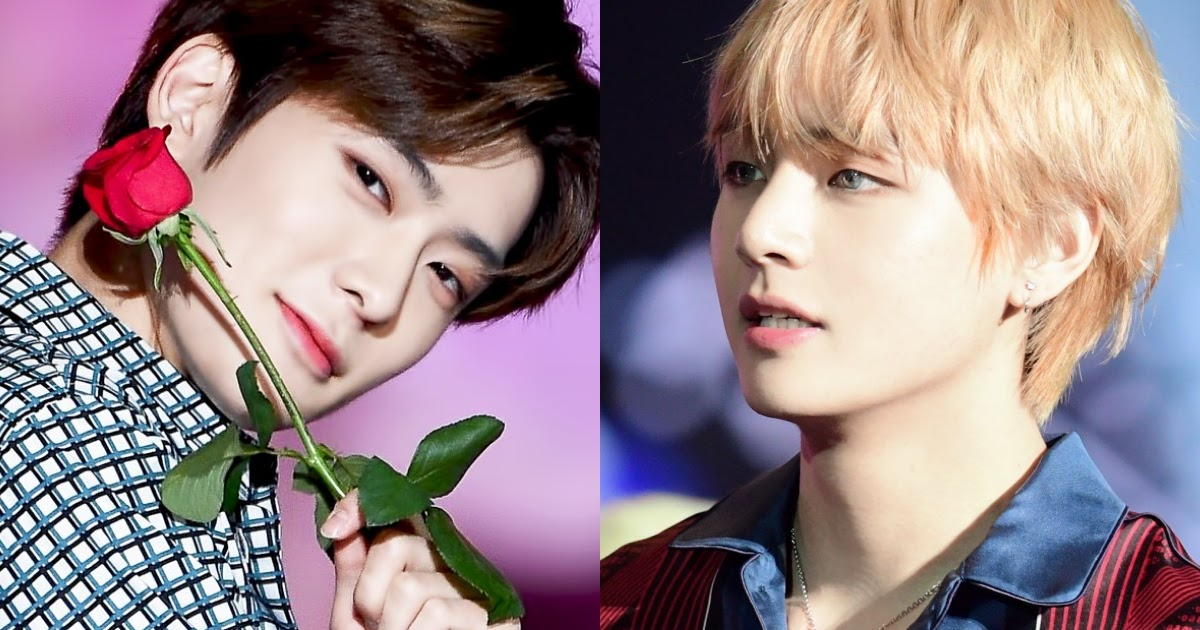 Top 7 Male Idols With The Best Visuals Chosen By Korean Press