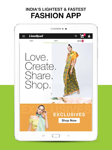 LimeRoad Online Shopping App for Women, Men & Kids 6.1.3 screenshots 6