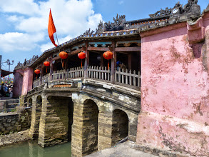 Photo: VIETNAM Hoi an - Pont Japonais (Pana)