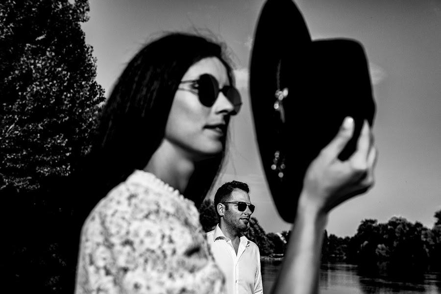 Huwelijksfotograaf Sabina Mladin (sabina). Foto van 01.08.2019