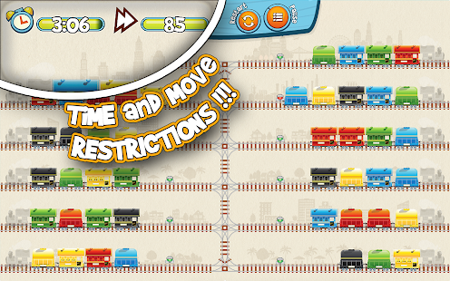 Train Mix - challenging puzzle- screenshot thumbnail