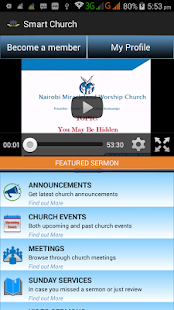 Baptist Church Kenya - náhled
