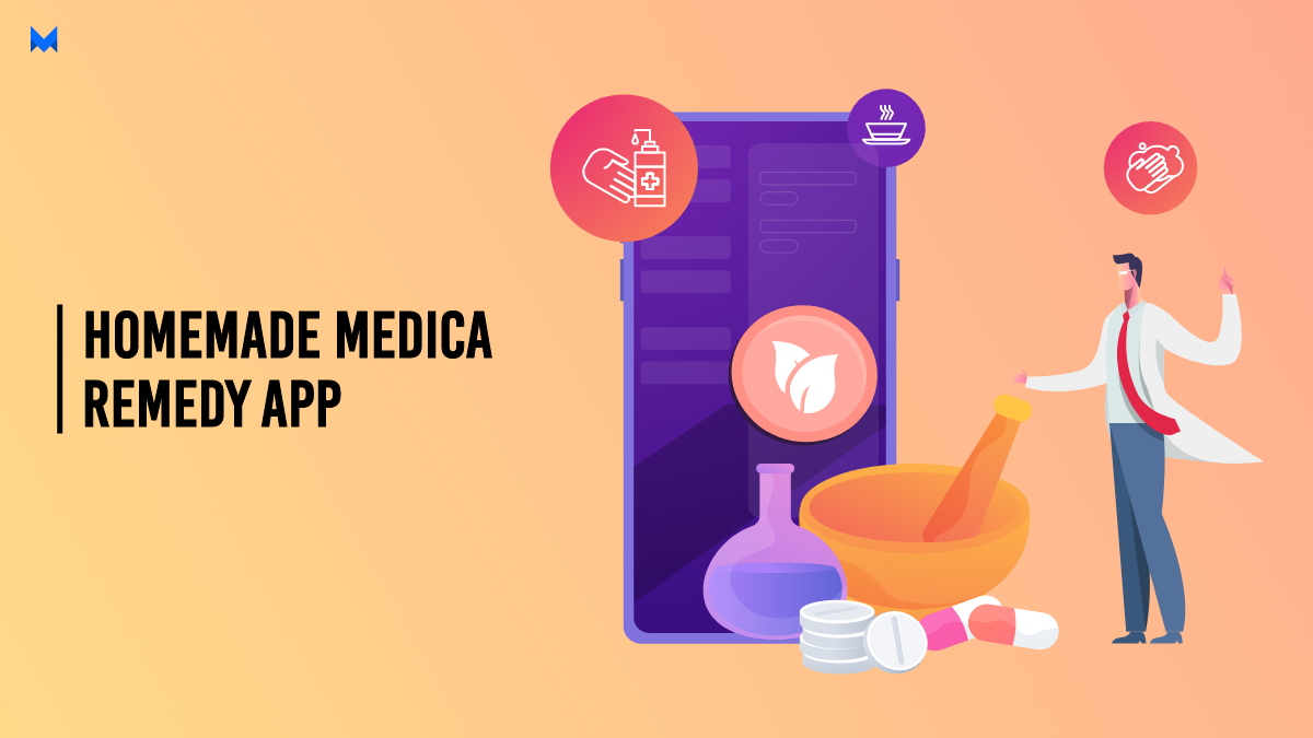 Homemade Medical Remedy App